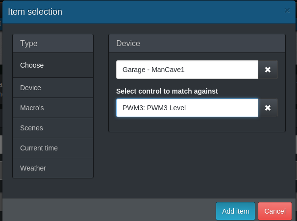 Add PWM3 to dash